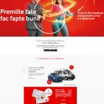 Vodafone Romania Premiile tale fac fapte bune in 2020