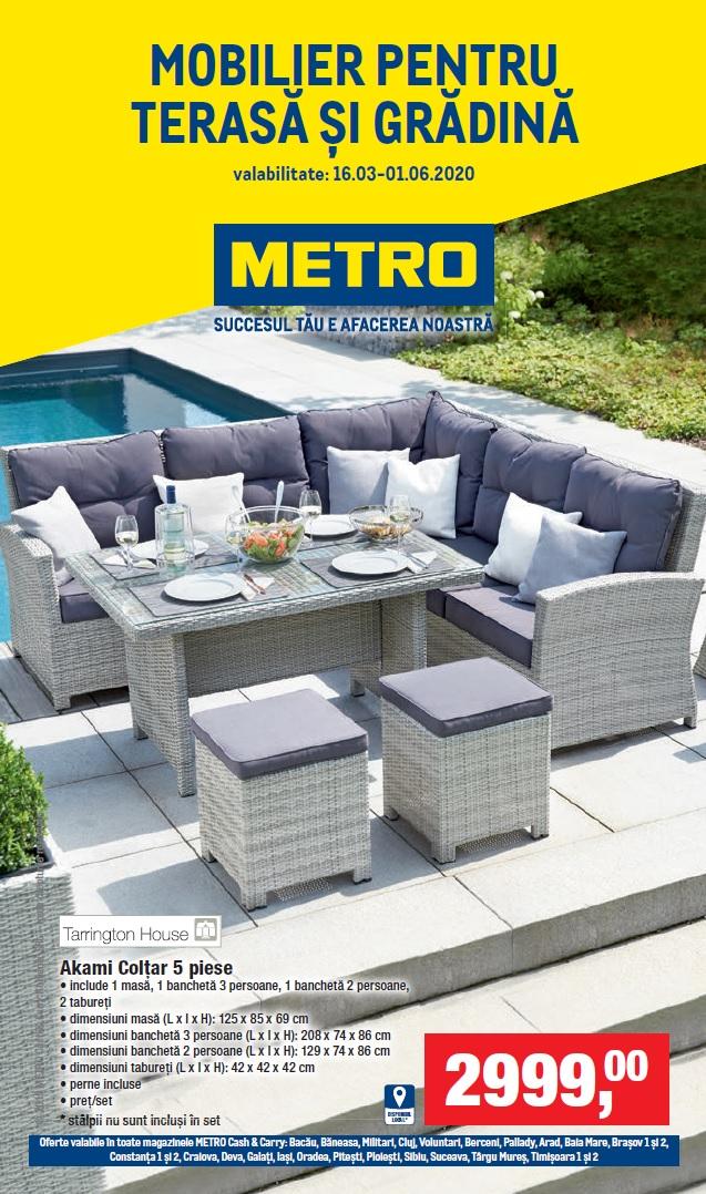 Catalog Metro Mobilier Terasa Gradina 16 Martie 01 Iunie 2020 Catalog Az