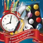 Centrul Comercial Euro Oferta 30.08 – 20.09.2013