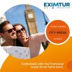 Eximtur City Breaks Vacante Strainatate 2015