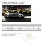 Skoda Octavia Classic Lista de preturi
