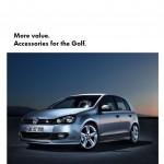 Accesorii originale Volkswagen Golf 6