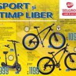 Selgros Sport & Timp Liber 08 Iunie – 05 Iulie 2018