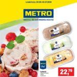 Metro Inghetata 04 Iunie – 01 Iulie 2018